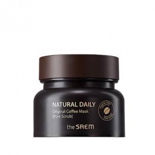 Маска для лица кофейная Natural Daily Original Coffee Mask, 100г