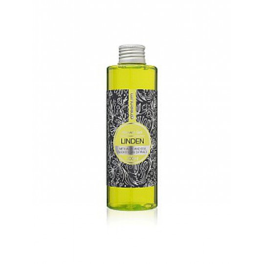 Гель для душа Липа Shower Gel LINDEN Greenum, 200мл