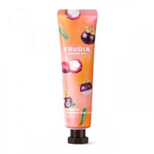 Крем для рук с мангустином Frudia Squeeze Therapy Mangosteen Hand Cream, 30гр