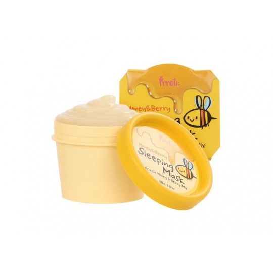 Маска для лица Honey&Berry Sleeping Mask, 100 гр