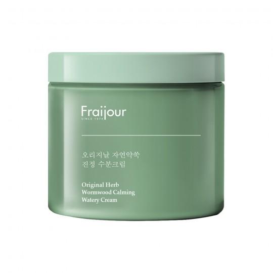 Крем для лица УВЛАЖНЕНИЕ EVAS Fraijour Original Herb Wormwood Calming Watery Cream, 100 мл