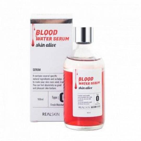 Сыворотка для лица Blood Water Serum, 100мл (стекло)