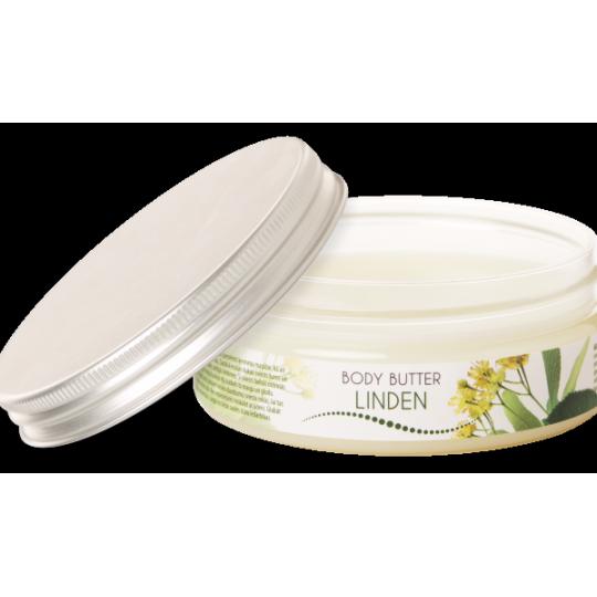 Масло твердое для тела Linden, 125гр