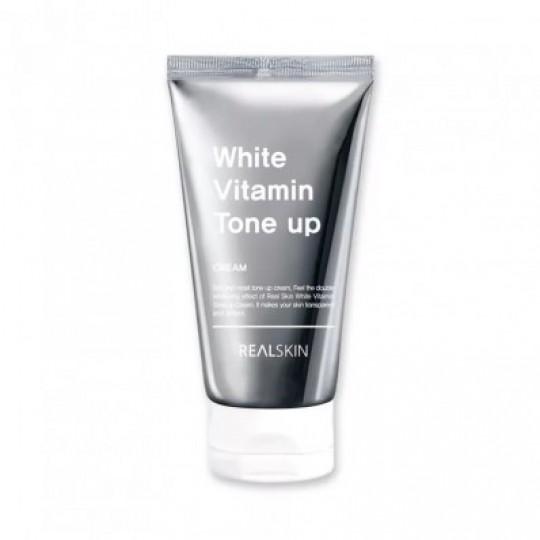Крем для лица REALSKIN White Vitamin Tone-Up Cream, 100 гр