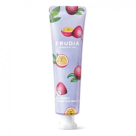 Крем для рук c маракуйей Frudia Squeeze Therapy Passion Fruit Hand Cream, 30мл