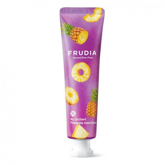 Крем для рук с ананасом Frudia Squeeze Therapy Pineapple Hand Cream, 30мл