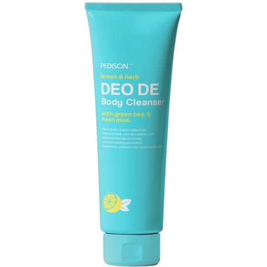 Гель для душа ЛИМОН/МЯТА EVAS Pedison DEO DE Body Cleanser, 100 мл