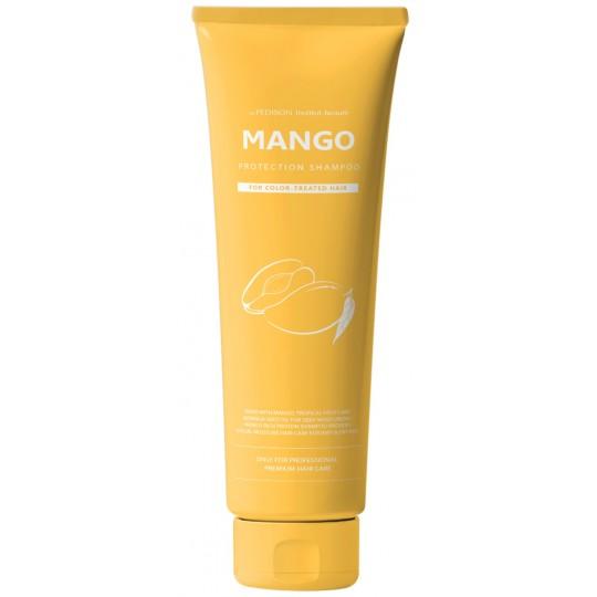 Шампунь для волос МАНГО УКРЕПЛЕНИЕ/ВОССТАНОВЛЕНИЕ EVAS Pedison Institute-Beaute Mango Rich Protein Hair Shampoo, 100 мл