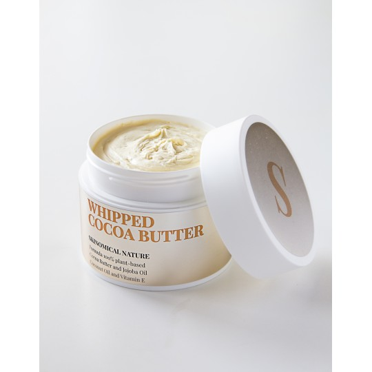 Взбитое Масло Какао Skinomical Nature Whipped Cocoa Butter, 200мл
