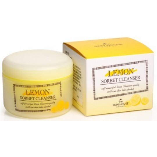 Очищающий сорбет с экстрактом лимона, 100ml