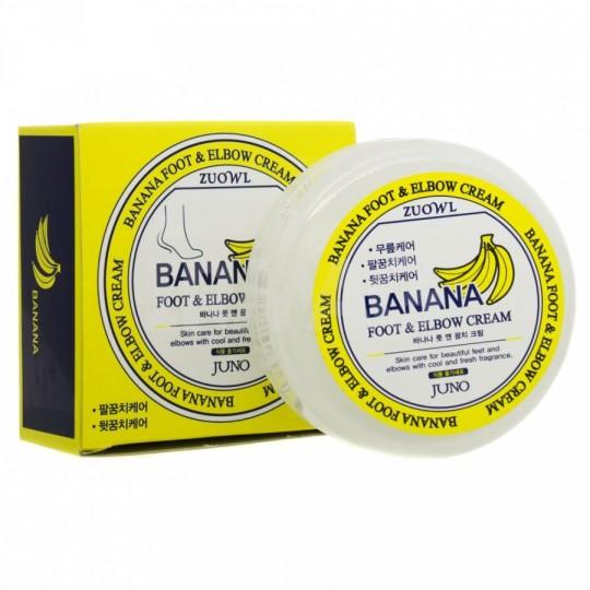 Крем для ног и локтей с бананом, 100 мл