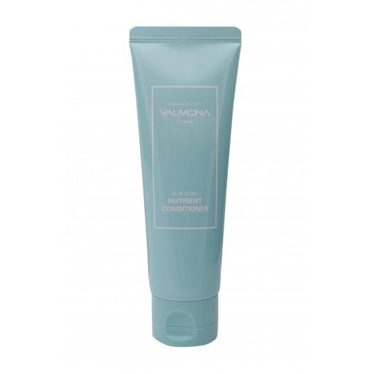 Кондиционер для волос УВЛАЖНЕНИЕ EVAS VALMONA Recharge Solution Blue Clinic Nutrient Conditioner, 100 мл